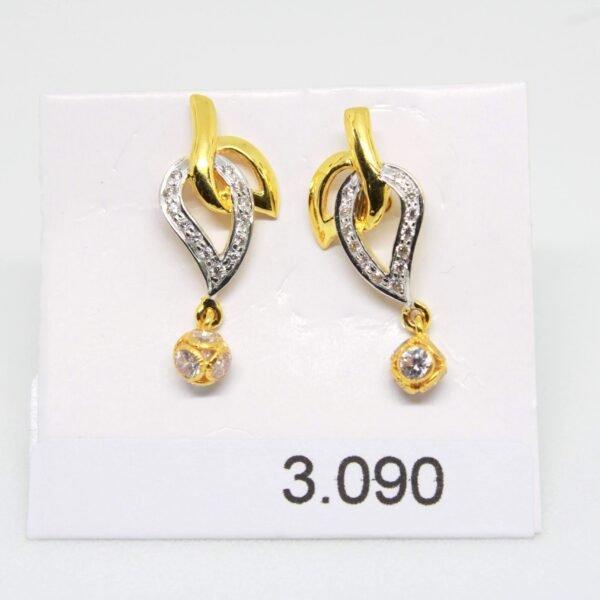 Diamond Buti 3.090 g 18kt