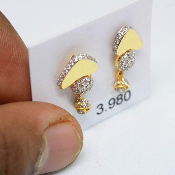 Diamond Buti 3.980 g 18kt