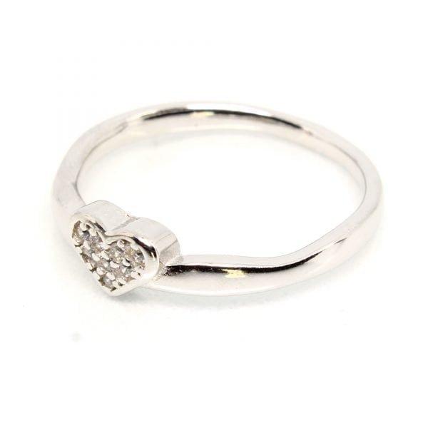 925 Sterling Silver Ring 1.760 g