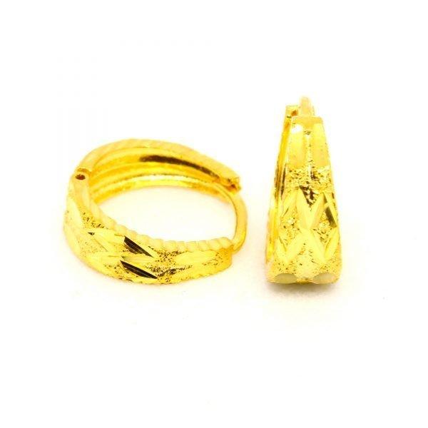 Plain Gold Bali 1.680 g 18 kt