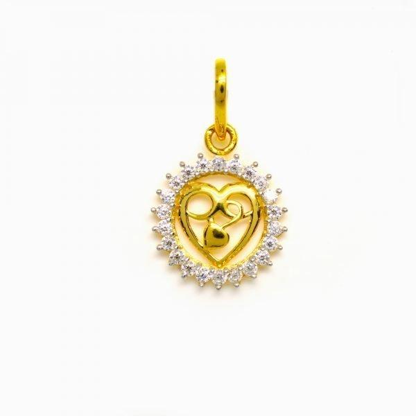 Diamond Pendal 1.280 g
